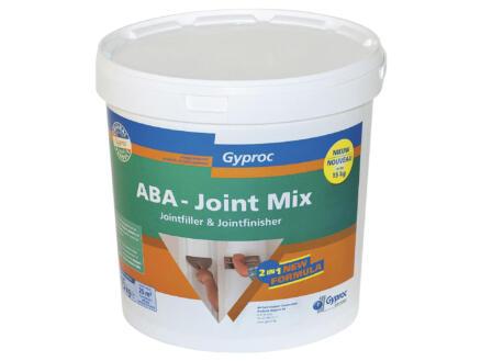 Gyproc Pâte de jointoiement ABA-joint Gyproc mix 15kg