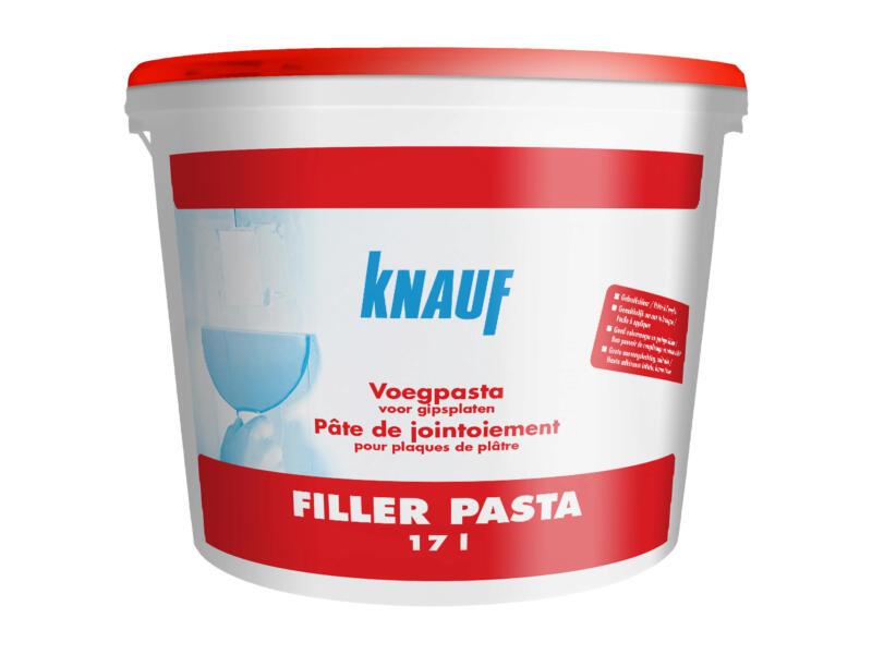 Knauf Pâte de jointoiement Filler Pasta 17l