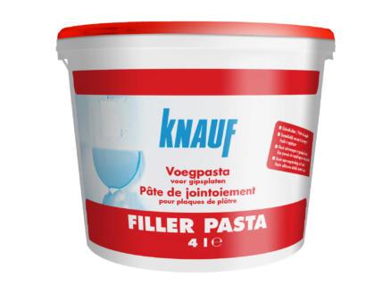 Knauf Pâte de jointoiement filler pasta 4l
