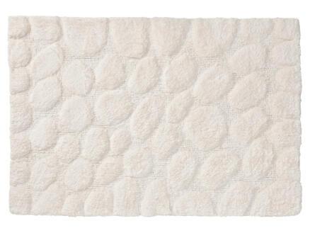 Sealskin Pebbles badmat 90x60 cm ivoor