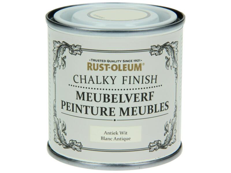 Rust-oleum Peinture meubles 0,125l blanc antique