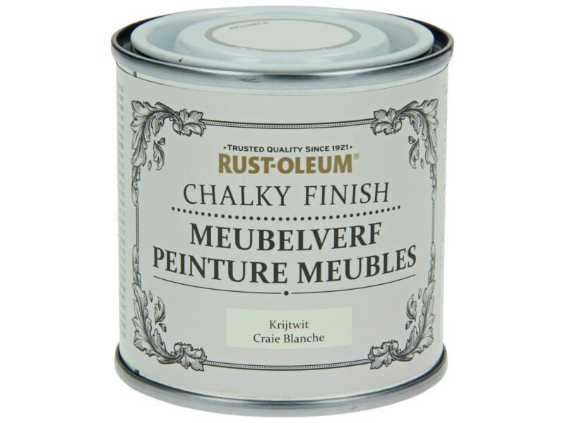 Rust-oleum Peinture meubles 0,125l craie blanche