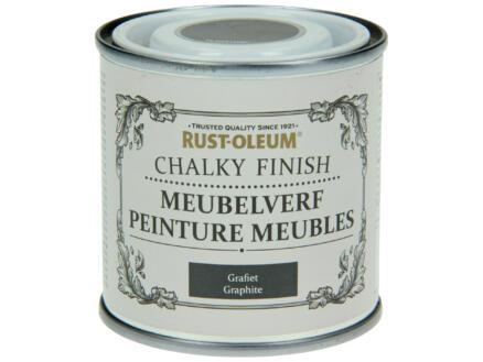 Rust-oleum Peinture meubles 0,125l graphite