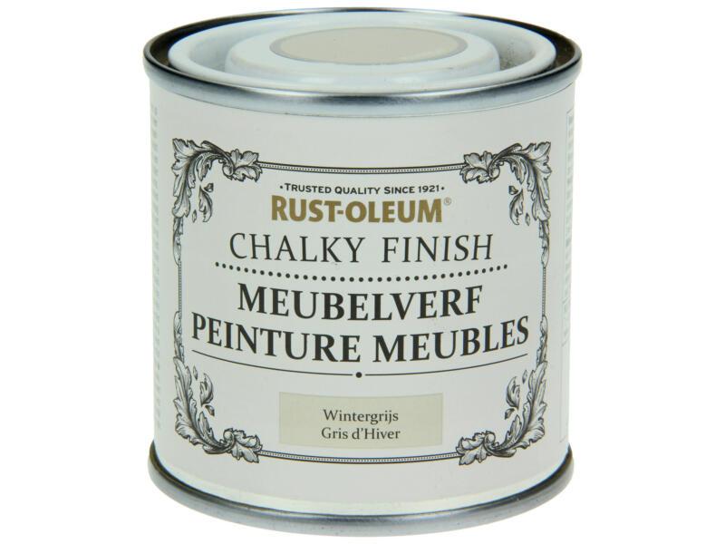 Rust-oleum Peinture meubles 0,125l gris d'hiver
