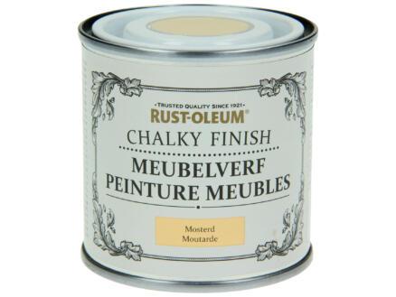 Rust-oleum Peinture meubles 0,125l moutarde