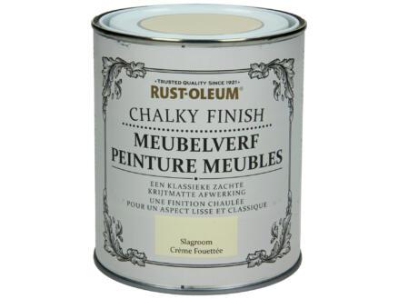 Rust-oleum Peinture meubles 0,75l crème fouet