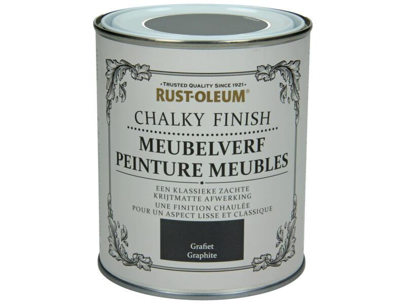 Rust-oleum Peinture meubles 0,75l graphite