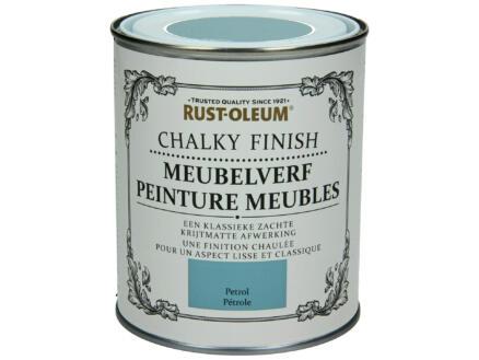 Rust-oleum Peinture meubles 0,75l pétrole