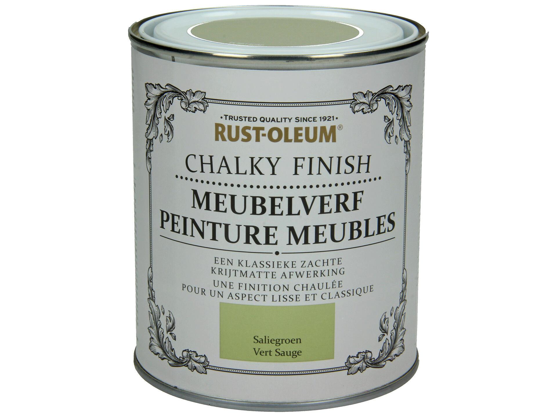 Code Couleur Vert Sauge rust-oleum peinture meubles 0,75l vert sauge