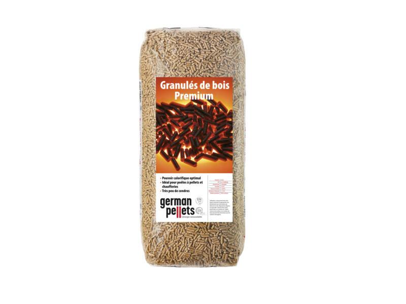 Pellets naaldhout 15kg