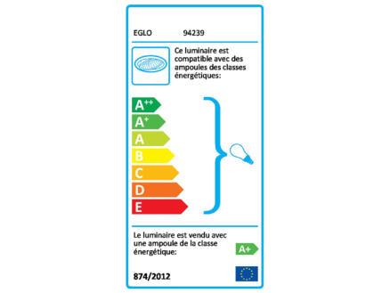 Eglo Peneto spot LED encastrable GU10 5W blanc