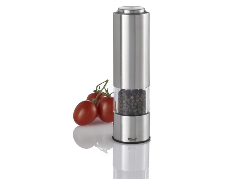 Pepmatik LED peper-/zoutmolen met verlichting elektrisch