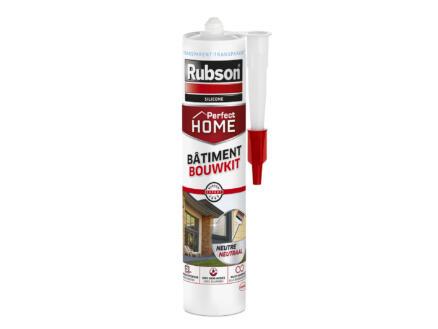 Rubson Perfect Home siliconenkit bouw 280ml transparant