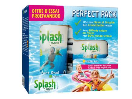 Splash Perfect Pack chlore + perfectpool
