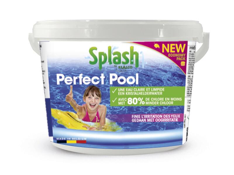 Splash Perfect Pool eau claire et limpide 2,5kg