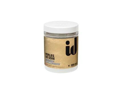 Perles de soie additif de peinture 200ml
