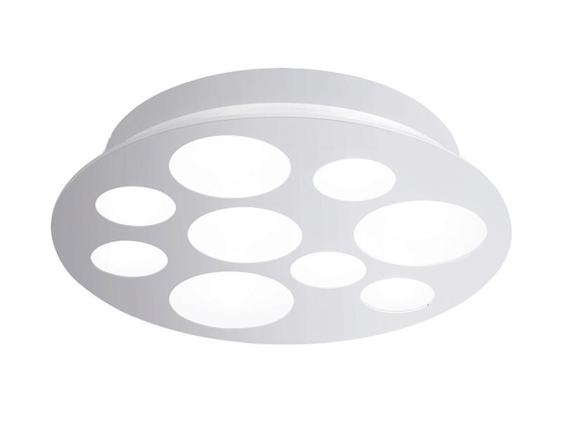 Eglo Pernato plafonnier LED 9x3,3 W blanc