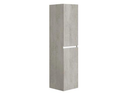 Allibert Pesaro colonne 40 2P béton