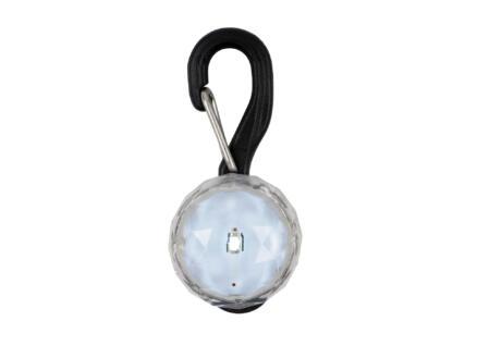 Nite Ize PetLit LED lamp halsband wit