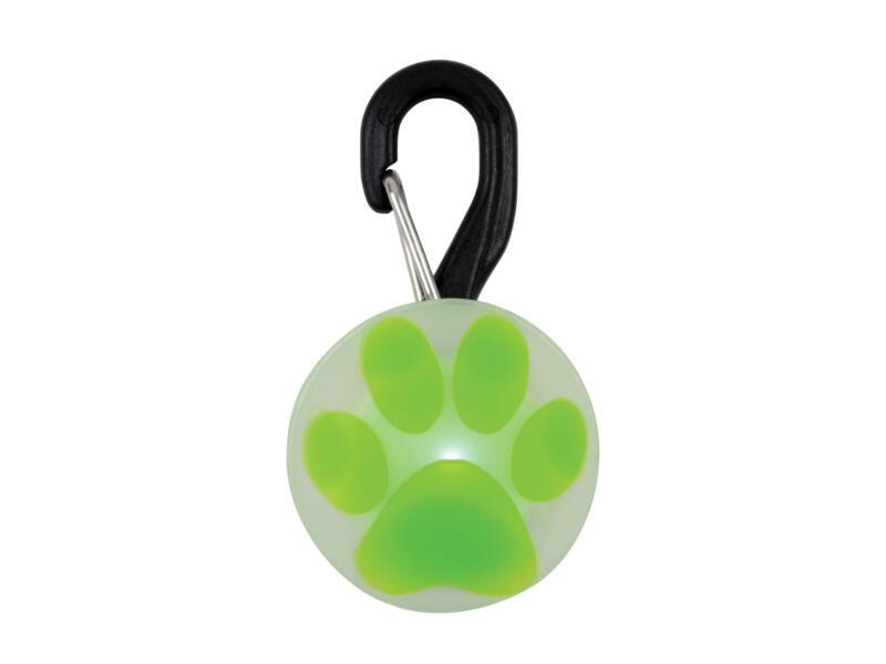Nite Ize Petlit LED lamp halsband groen