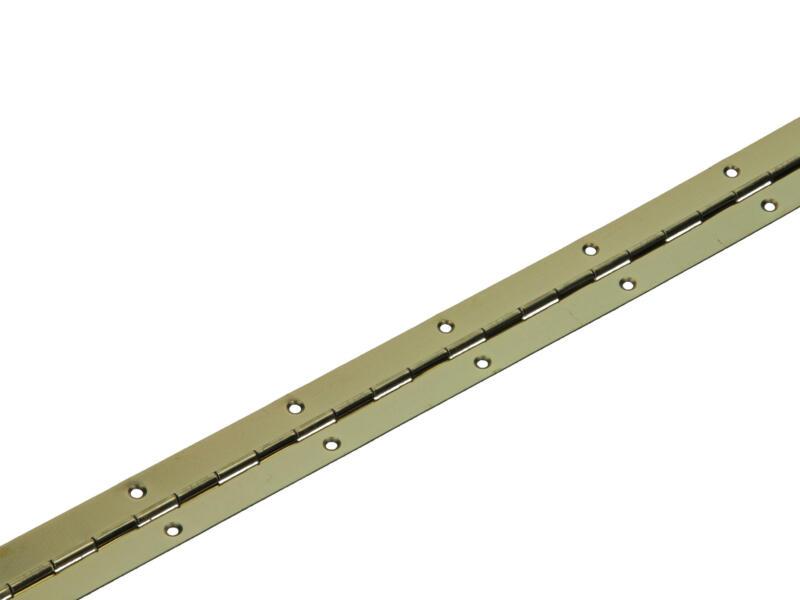 Pianoscharnier 72cm