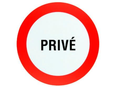 Pictogramme privé 18cm