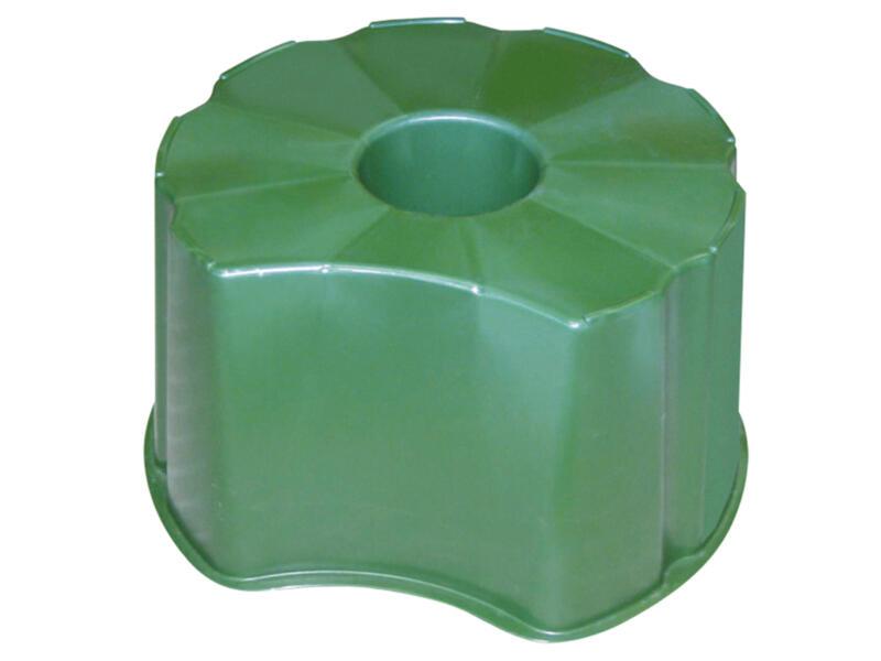 Pied rehausseur pour récupérateur d'eau de pluie 310l conique