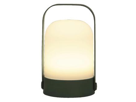 Pill lampe portable LED 1,5W vert