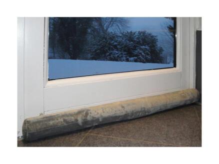 Confortex Pillow boudin de porte 90cm 8cm gris