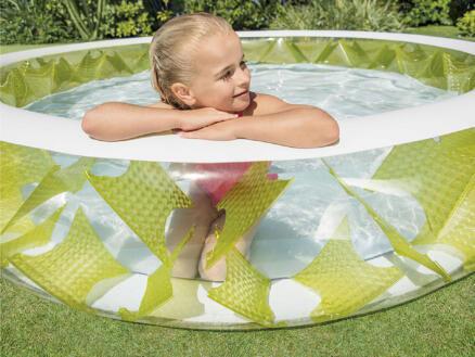 Intex Pinwheel Deluxe zwembad 244x46 cm
