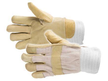 Busters Pisa Hiver gants de travail XL cuir jaune