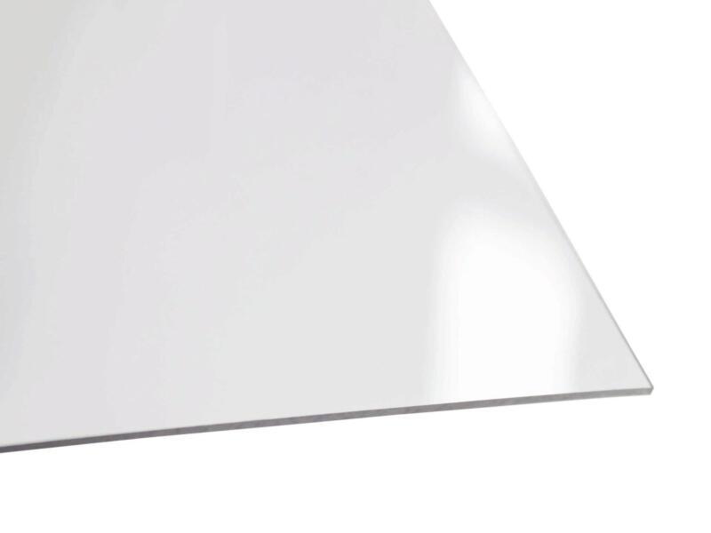Scala Plaat 100x100 cm 1mm PVC kristal
