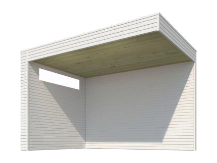 Gardenas Plafond pour extension QB 300x300 cm