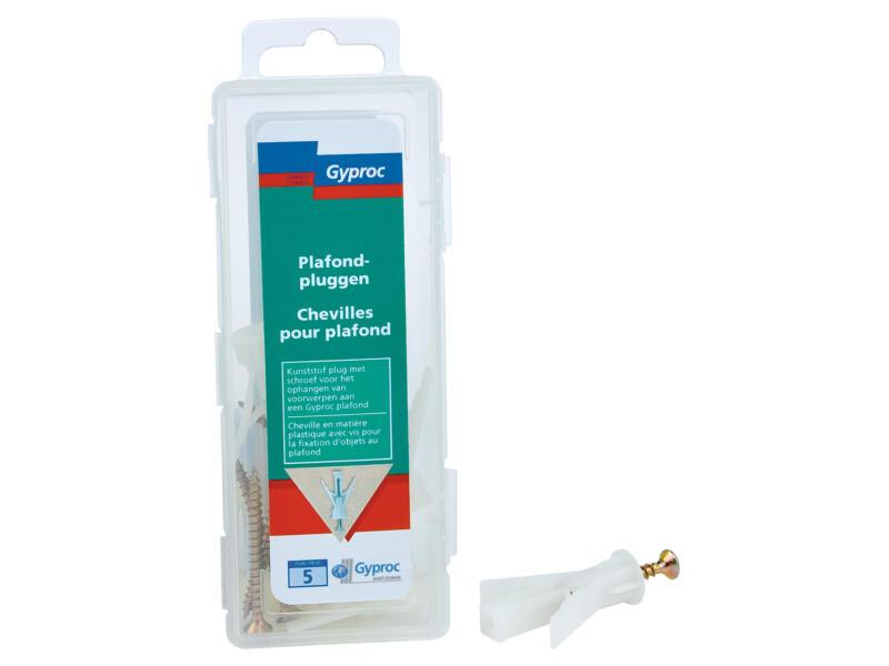 Gyproc Plafondplug (5 stuks)
