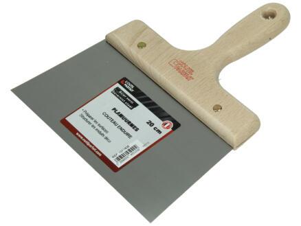Plamuurmes 20cm 0,4mm met handvat