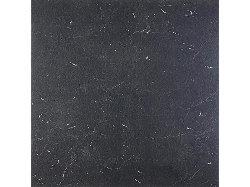 Plan de travail droit 305x64x4 cm black marble