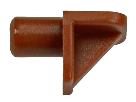 Plankdrager 6mm bruin 20 stuks