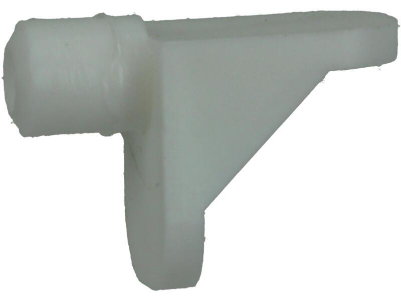Plankdrager met huls wit 10 stuks