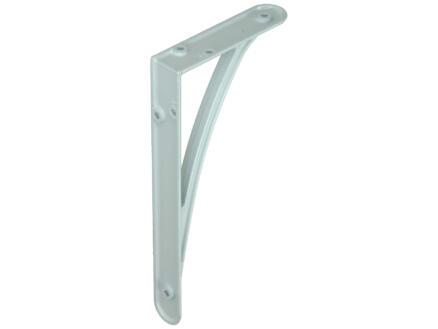 Plankdrager versterkt 100x175 mm wit