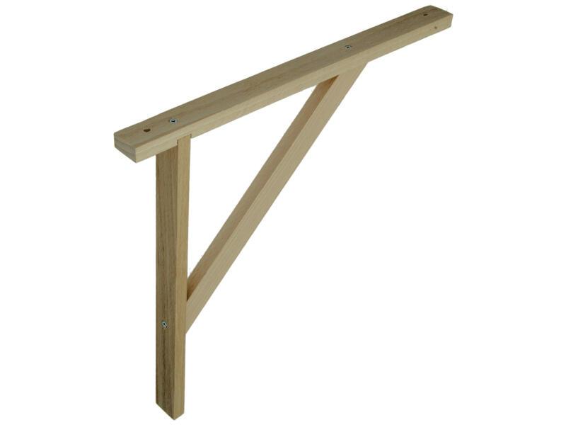 Plankdrager versterkt 330x280 mm beuk