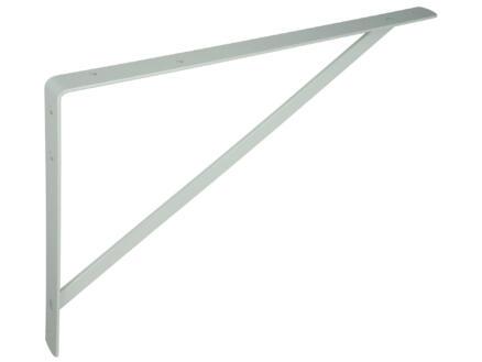 Plankdrager versterkt 330x500 mm wit