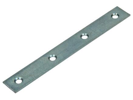 Plaque d'assemblage 125x16 mm 20 pièces