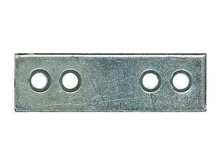 Pgb-fasteners Plaque d'assemblage 50x15 mm 20 pièces