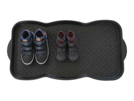 Plateau égouttoir pour chaussures 75,5x38x3 cm