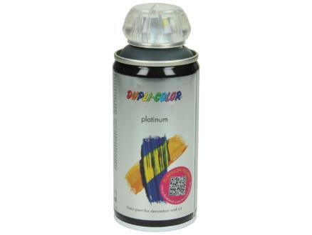 Dupli Color Platinum lakspray hoogglans 0,15l antracietgroen