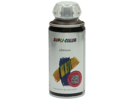 Dupli Color Platinum lakspray hoogglans 0,15l chocoladebruin