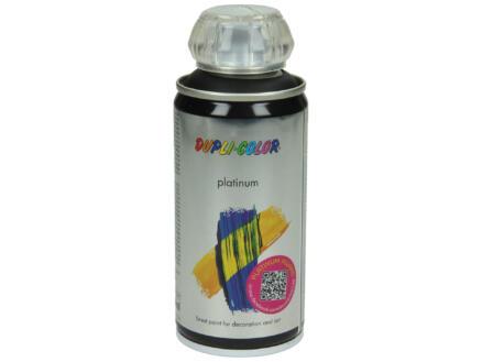 Dupli Color Platinum lakspray hoogglans 0,15l gitzwart