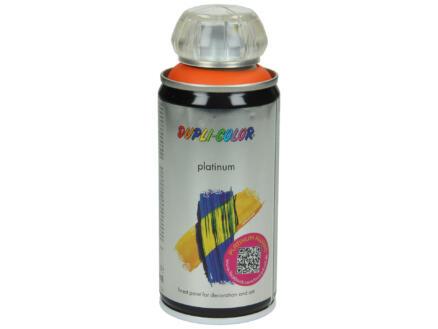 Dupli Color Platinum lakspray hoogglans 0,15l verkeersoranje