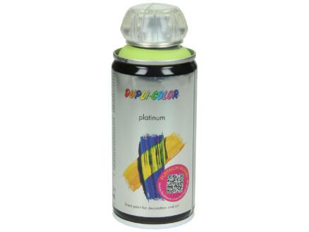 Dupli Color Platinum lakspray hoogglans 0,15l voorjaarsgroen