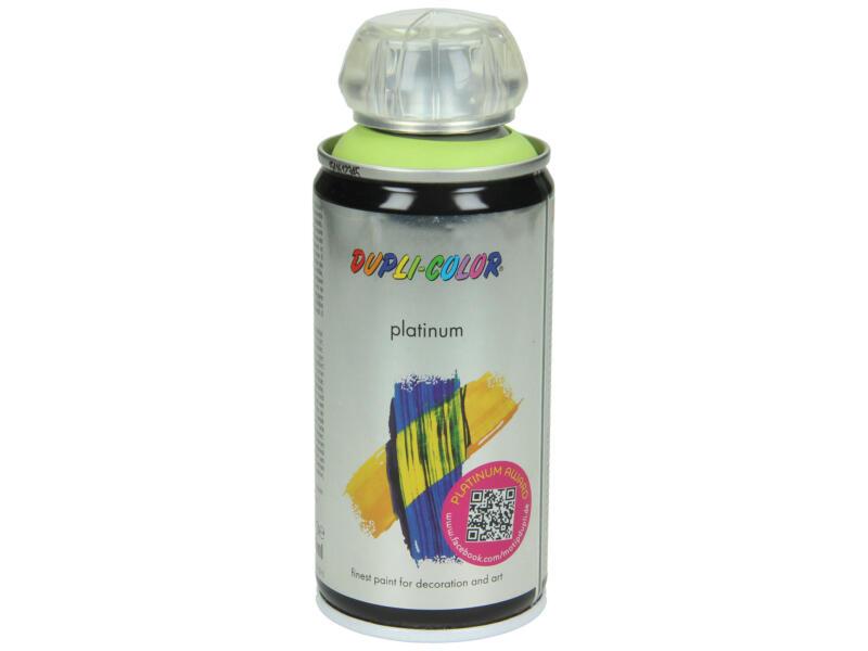 Dupli Color Platinum laque en spray brillant 0,15l vert printemps